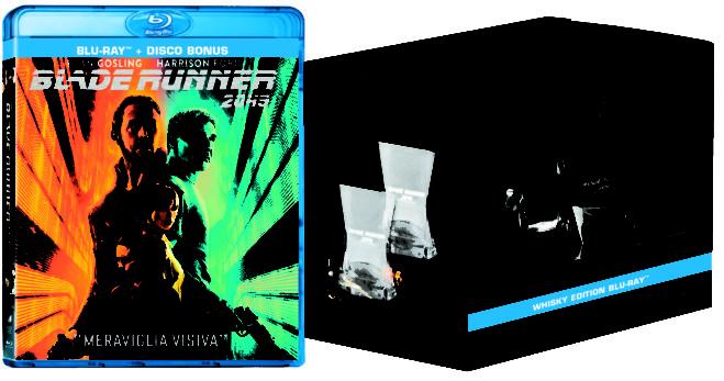 Blade Runner 2049, il nuovo capolavoro di Denis VIlleneuve in DVD, Blu-Ray e 4k Ultra HD