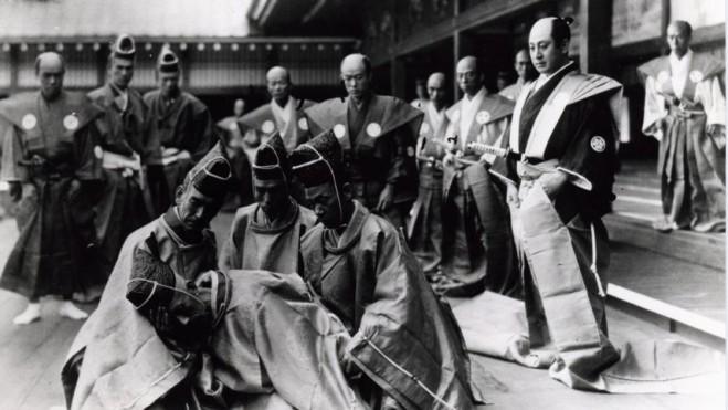 La vendetta dei 47 ronin di Kenji Mizoguchi: la recensione