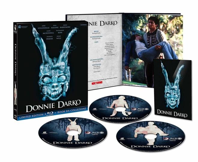 Donnie Darko. Domani l'edizione limitata 3 Dischi. Guarda la clip in esclusiva su Indie-eye