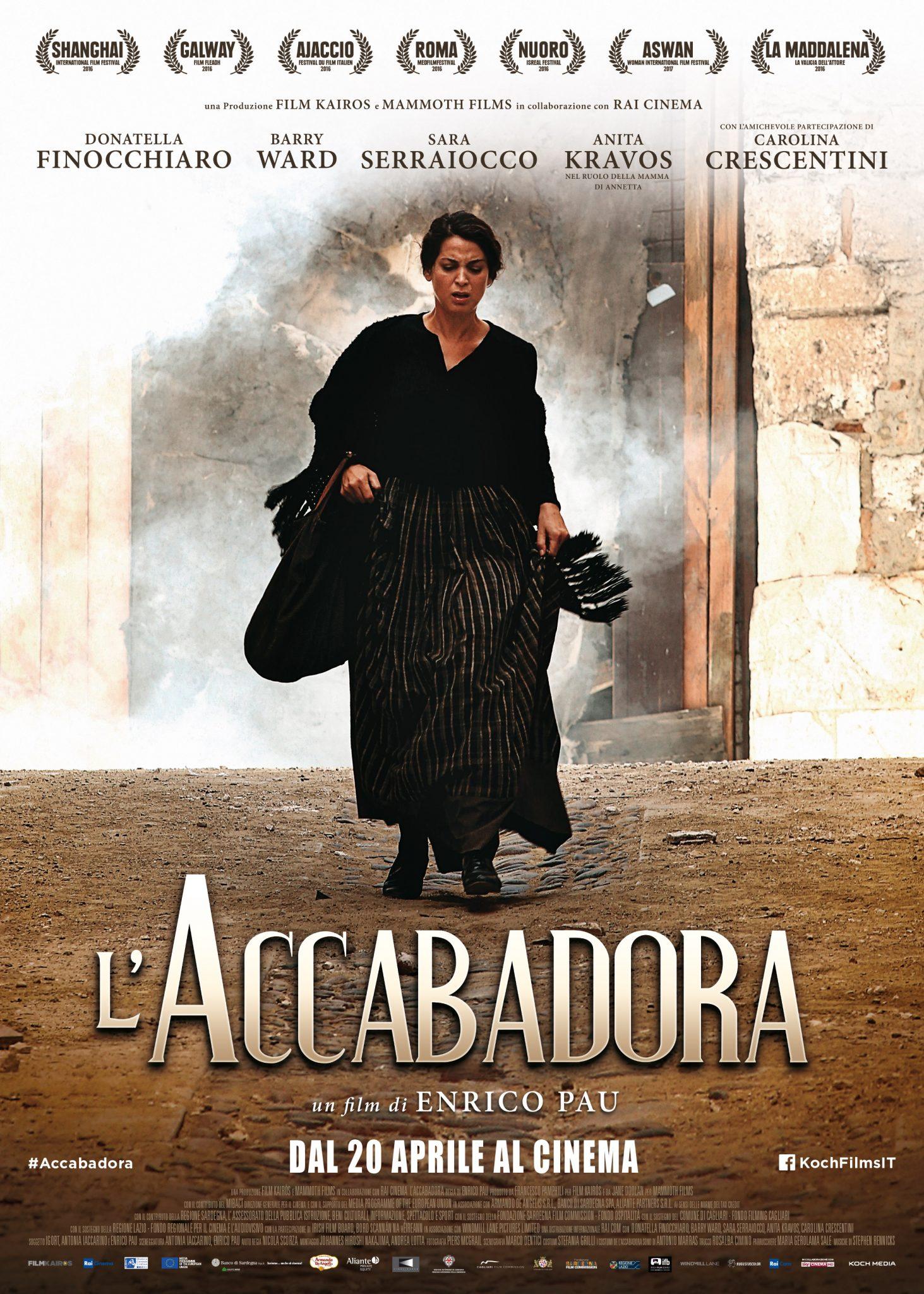 L'Accabadora di Enrico Pau, dal 20 aprile al cinema