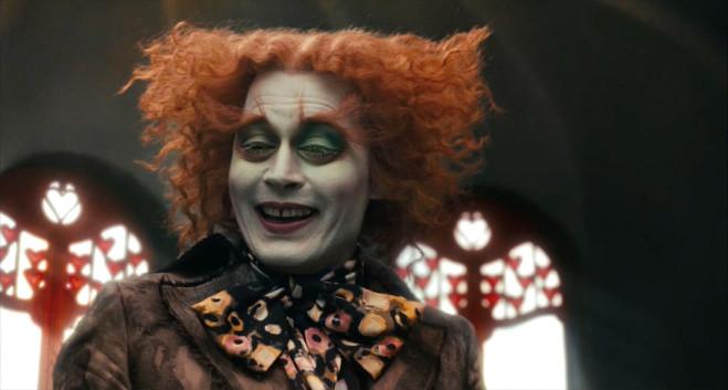 Almost Alice, Robert Smith e Franz Ferdinand per Alice In Wonderland di Tim Burton