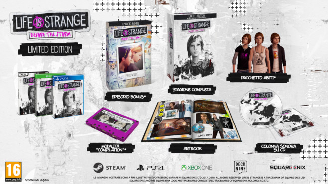 Life is Strange: Before the Storm. Torna il gioco Square Enix con la colonna sonora dei Daughter