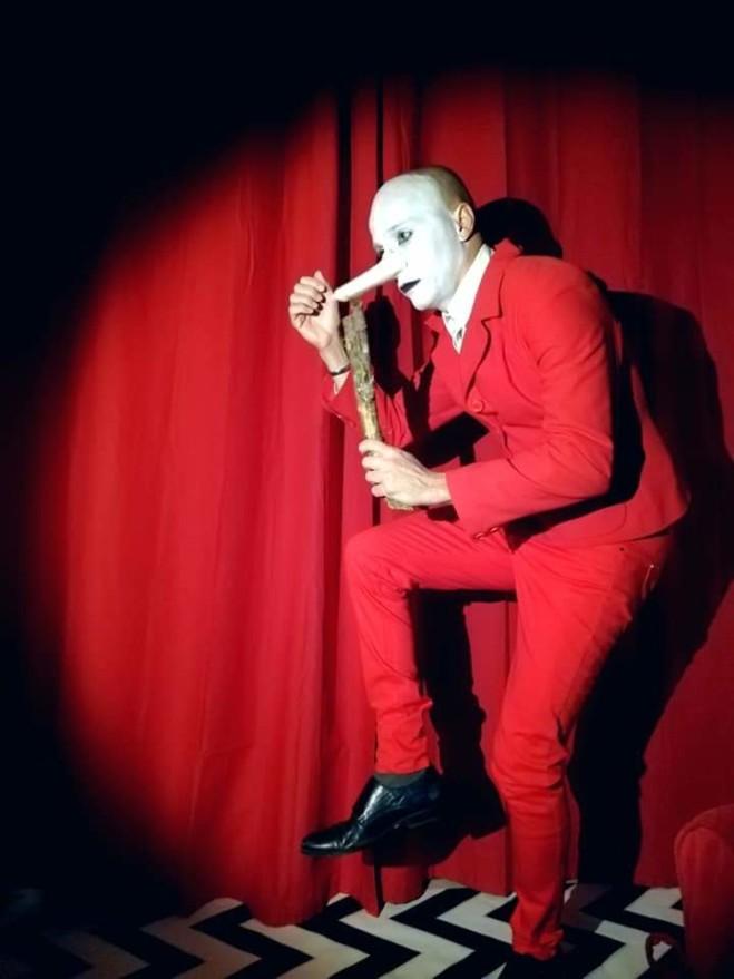 Silencio Cabaret – Omaggio a David Lynch, Il 10 dicembre al Teatro Hamlet di Roma