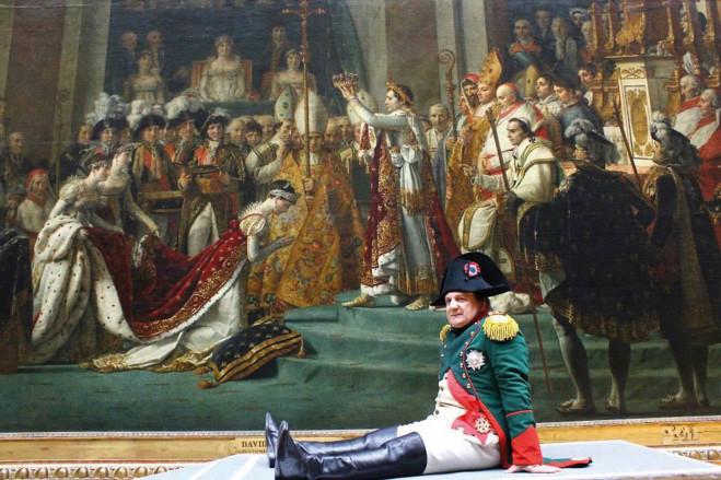 Francofonia. Il Louvre sotto occupazione di Aleksandr Sokurov – Venezia 72, Concorso