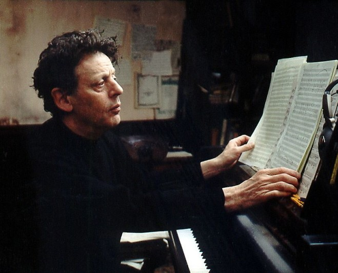 Philip Glass al lavoro per the Doubt e The Other Man