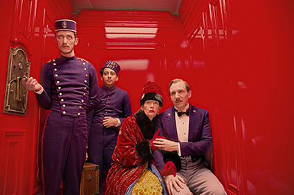 Wes Anderson, il suo The Grand Budapest Hotel apre Berlino 64