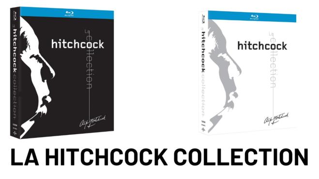 Hitchcock Collection 2 Box Blu Ray unboxing: 15 Blu Ray con i capolavori di Hitchcock in due box da collezione