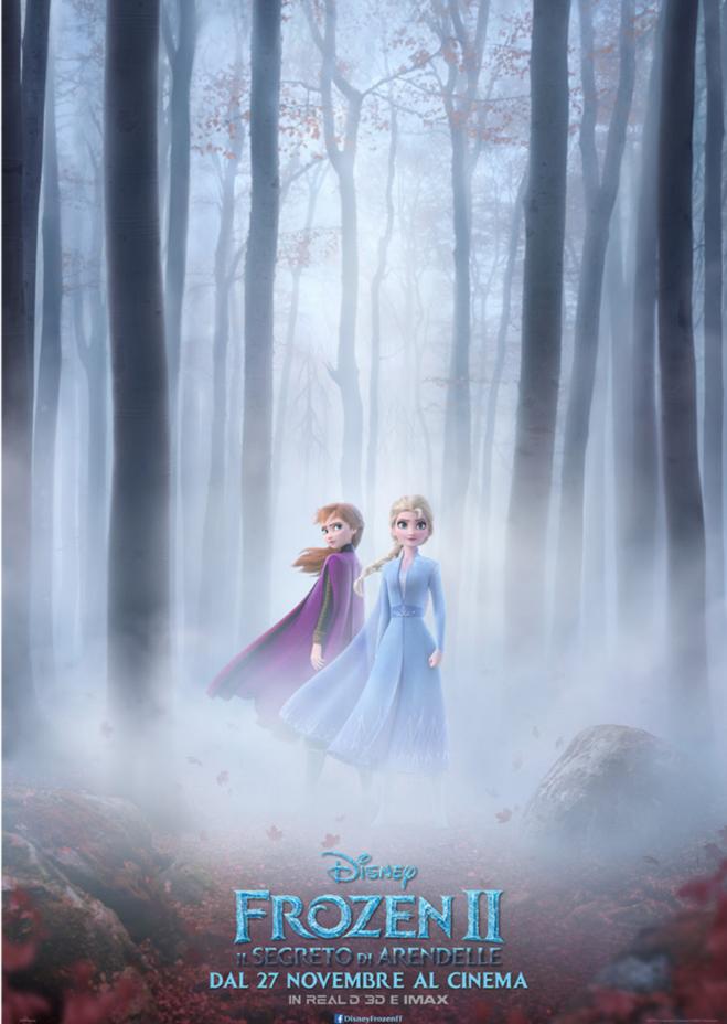 Frozen 2 il segreto di Arendelle, alcune anticipazioni