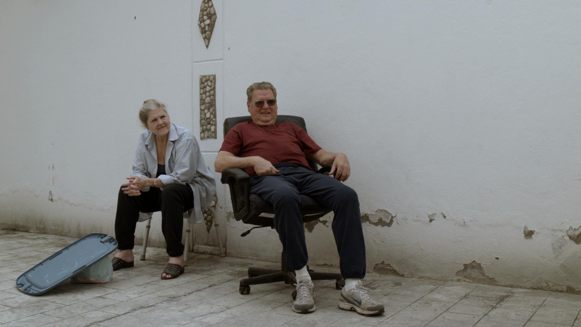 Jack ed Eileen in Country for old men di Stefano Cravero e Pietro Jona