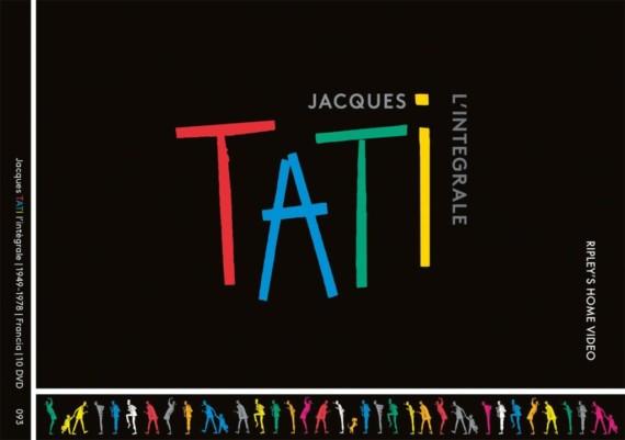 Jacques Tati – L'integrale: il box 10 DVD con tutti i film di Tati: Il video unboxing e l'analisi dei contenuti