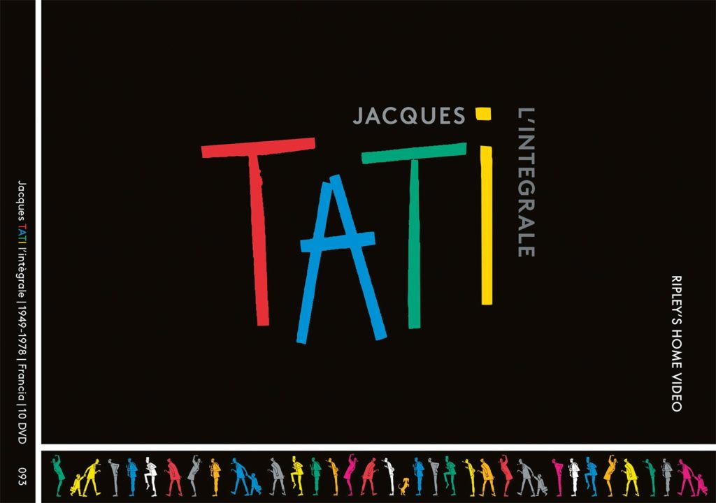 Jacques Tati – L'integrale: il box 10 DVD con tutti i film di Tati: Il video unboxing e l'analisi dei contenuti