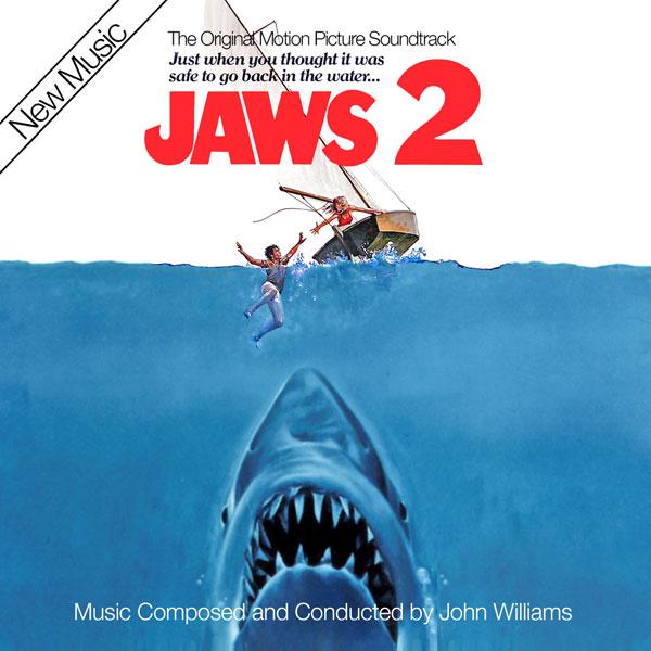 Jaws 2 di John Williams: la versione extended per Intrada Records