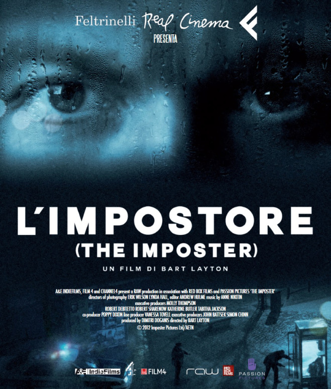 The Imposter di Bart Layton al Cinema Lumiere di Bologna