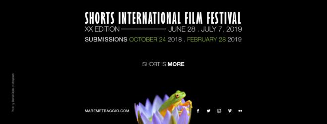 ShorTS International Film Festival 2019: iscrivi il tuo film per la 20a edizione