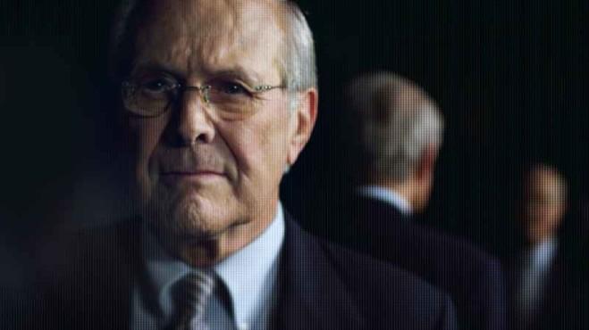 The Unknown Known di Errol Morris a Venezia 70: l'incognita Rumsfeld