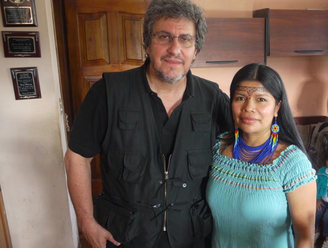 Adelante Petroleros di Maurizio Zaccaro: l'oro nero dell'Ecuador al Torino Film Festival 2013