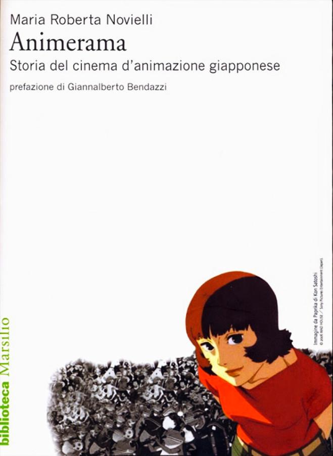Animerama – Storia del Cinema d'animazione giapponese: una conversazione con Maria Roberta Novielli