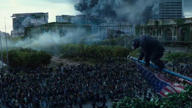 Apes Revolution: Il Pianeta delle Scimmie in Blu-Ray e DVD dal 2 dicembre, e non perdetevi il CineTweet