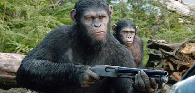 Apes Revolution – il pianeta delle scimmie di Matt Reeves: la recensione