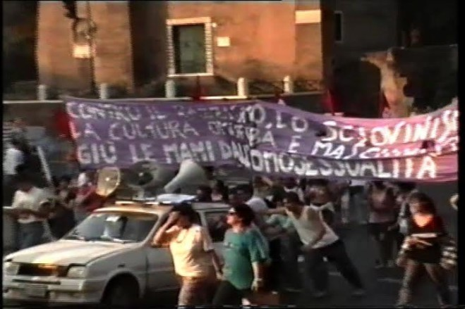 Achivio Out-Takes: Il Movimento per i diritti LGBTQI e la memoria audiovisiva
