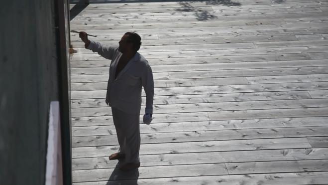 L'arte viva di Julian Schnabel di Pappi Corsicato: la recensione in anteprima