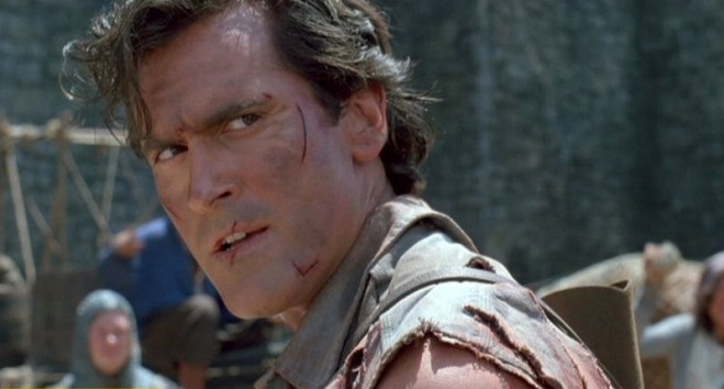 L'armata delle tenebre 2, il ritorno di Bruce Campbell nei panni di Ash