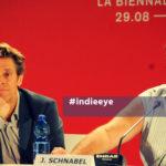Willem Dafoe e Julian Schnabel a Venezia 75