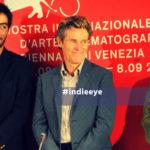 Willem Dafoe e Oscar Isaac a Venezia 75