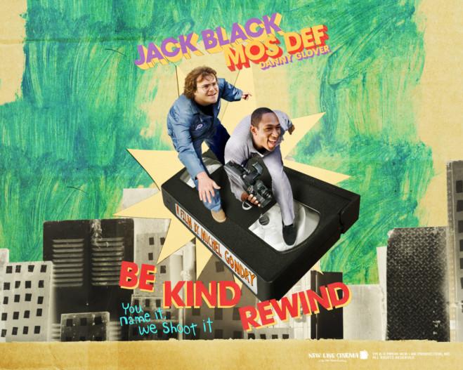 Be Kind Rewind di Michel Grondry – Berlino 58 – Fuori concoso
