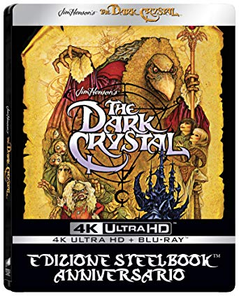 The Dark Crystal di Jim Henson – Blu Ray Universal: il video unboxing