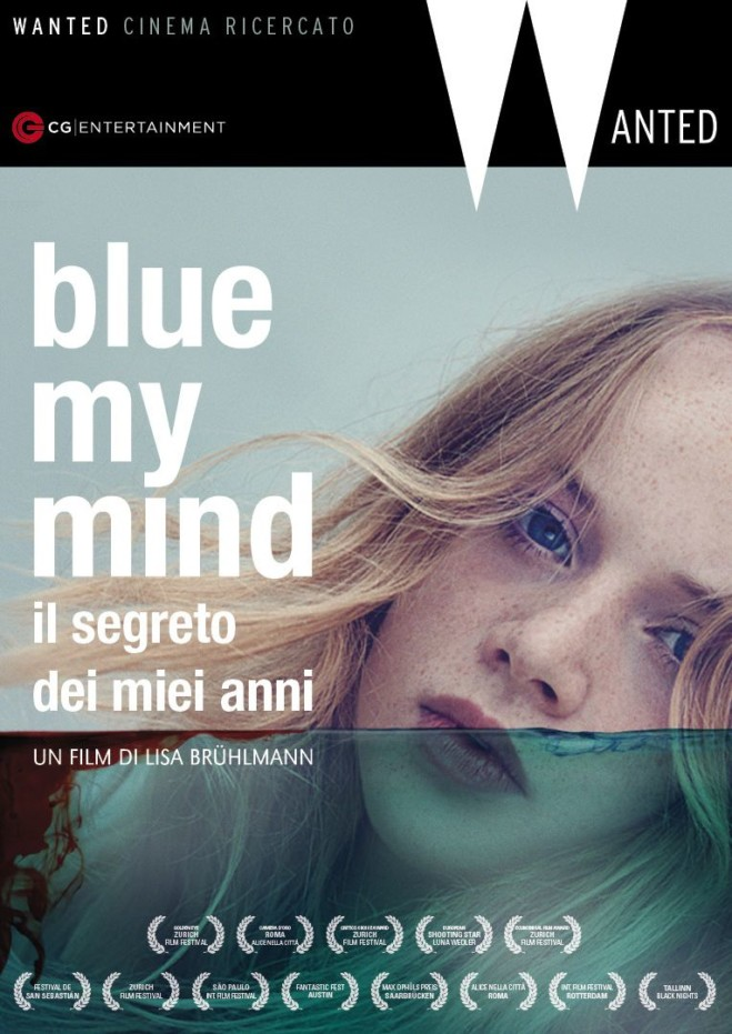 Blue My Mind di Lisa Brühlmann in Blu Ray dal 5 settembre per Wanted-CG Entertainment