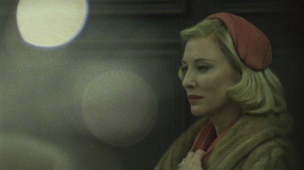 "Cate Blachett in ""Carol"" di Todd Haynes"