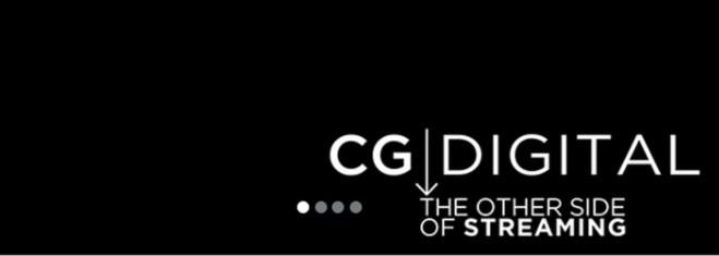 CG Digital: Una nuova piattaforma streaming per il cinema di qualità