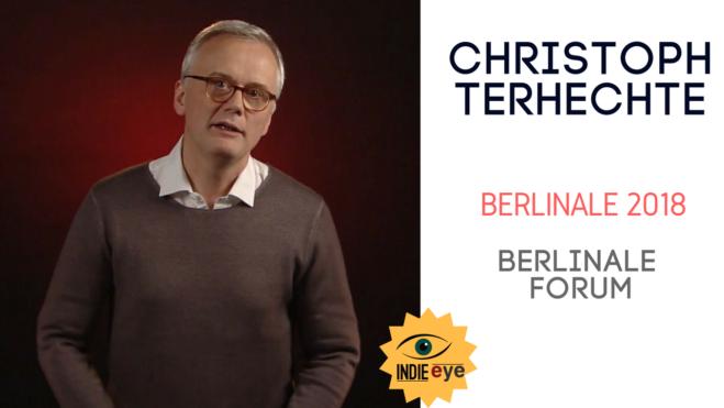 Berlinale 68 – Forum: Nuovi linguaggi al Festival di Berlino, il video con Christoph Terhechte
