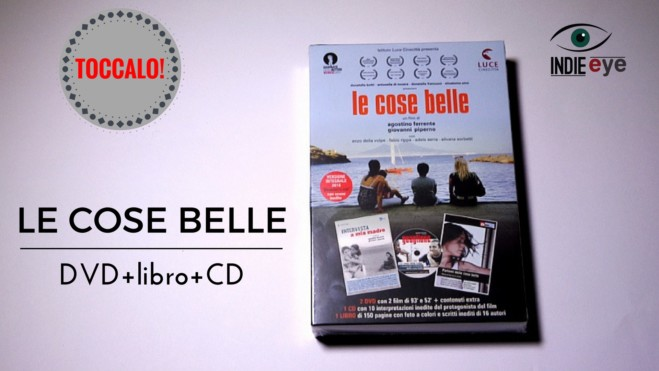 Le Cose Belle – DVD+libro+CD: il video unbox del cofanetto Luce Cinecittà – Toccalo!