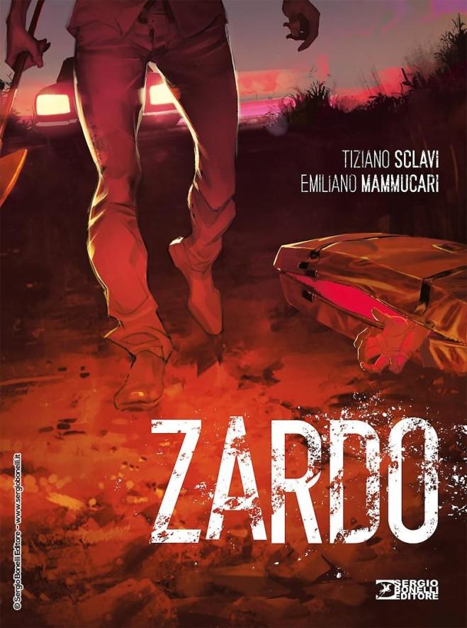 Tiziano Sclavi & Emiliano Mammuccari – Zardo: recensione