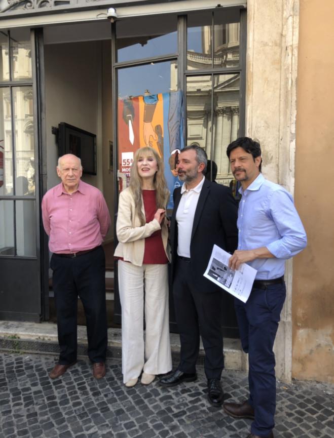 55° Mostra Internazionale del Nuovo Cinema di Pesaro, la conferenza stampa