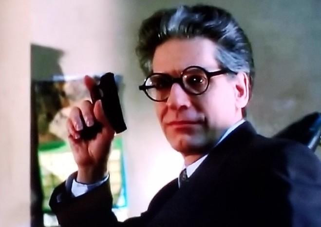 David Cronenberg attore. Le apparizioni nei film di altri registi
