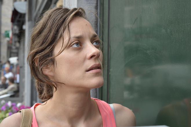 Marion Cotillard: Vorrei interpretare un uomo – Deux jours, une nuit  dei Dardenne a Cannes 2014