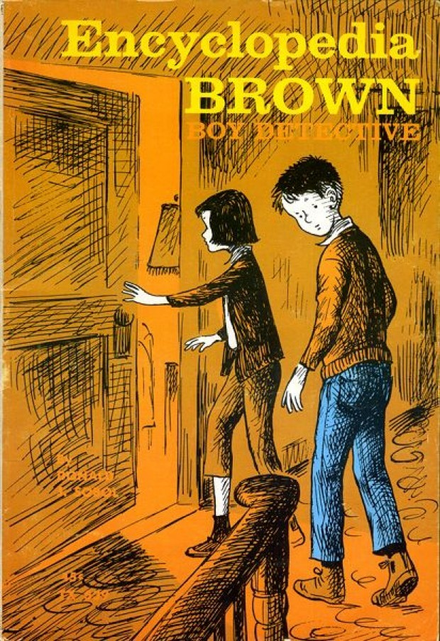 Matthew Johnson il regista di The Dirties adatta Encyclopedia Brown di Donald J. Sobol