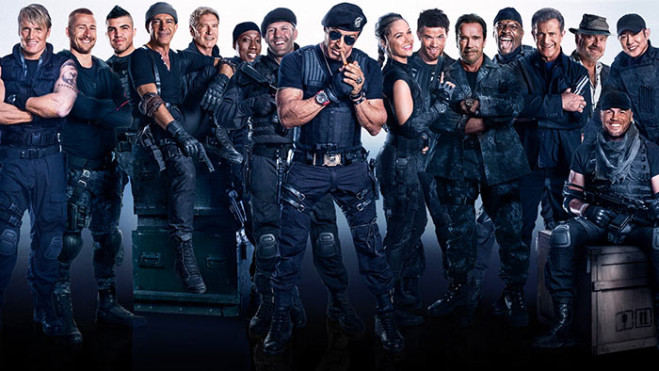 I Mercenari 3 – The Expendables: il DVD e il Blu Ray