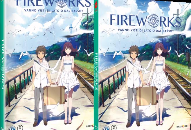 Fireworks, vanno visti di lato o dal basso? – il Blu Ray Anime Factory: il video unboxing