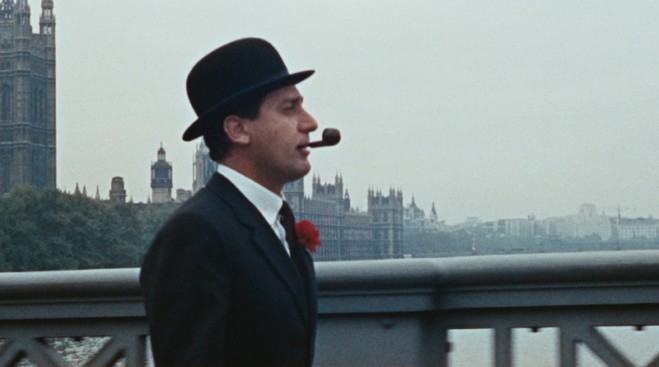 Fumo Di Londra di Alberto Sordi da domani in Blu Ray e 4k: la clip esclusiva sul restauro del film
