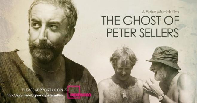The Ghost of Peter Sellers di Peter Medak evento alla XV edizione de Le Giornate degli Autori