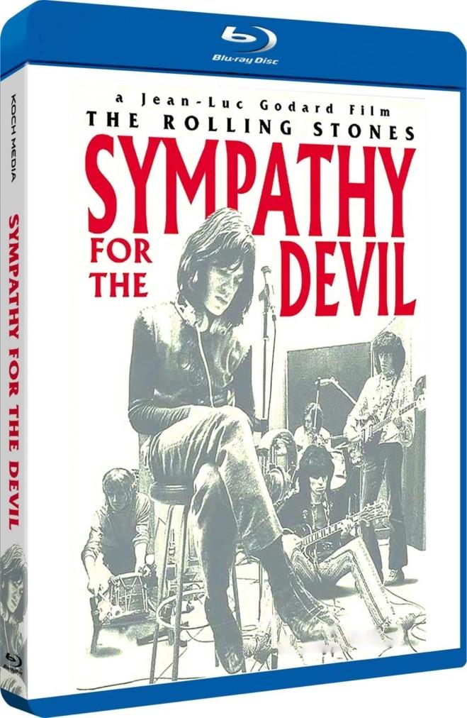 Sympathy for the Devil di Jean Luc Godard, il Blu Ray Koch Media: video unboxing
