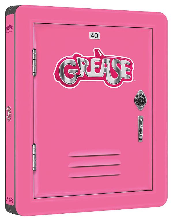 Grease, i primi 40 anni: Le edizioni speciali per l'anniversario e l'unboxing video dello Steelbook