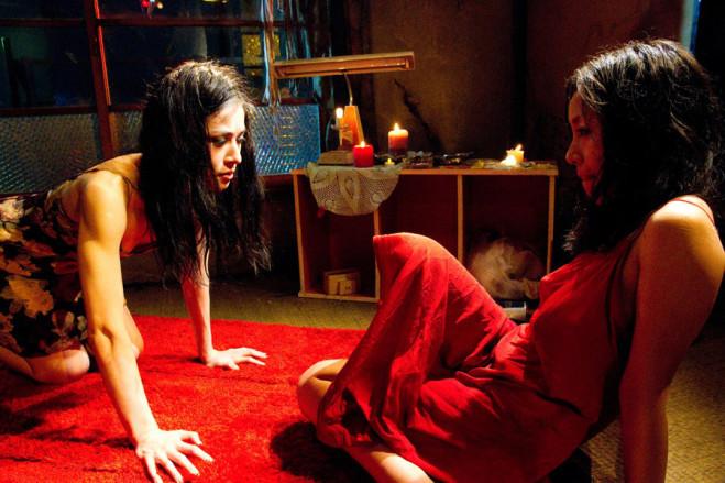 Guilty of romance di Sion Sono, il Blu Ray: nel deserto che s'illumina di visioni da incubo