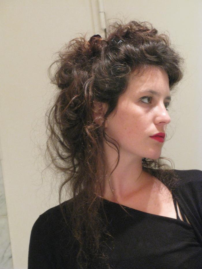 La regista Hadar Morag