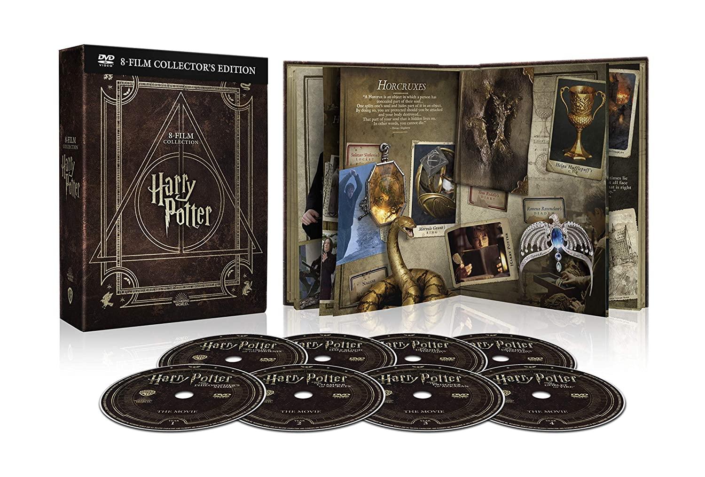 Harry Potter Magical Collection: Tutti gli 8 Blu Ray, i contenuti speciali in dettaglio e l'Unboxing