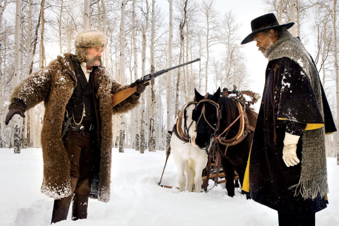 The Hateful Eight di Quentin Tarantino: Ultra visioni